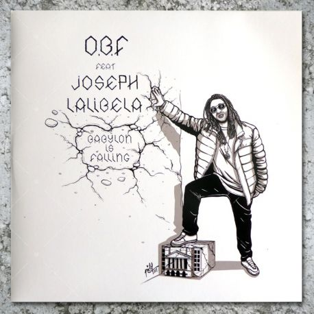 OBF feat. Joseph Lalibela - Babylon Is Falling