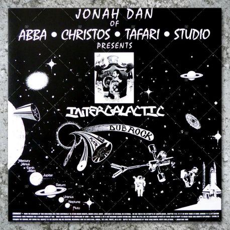 Jonah Dan - Intergalactic Dub Rock