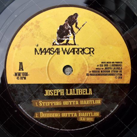 Joseph Lalibela - Stepping Outta Babylon