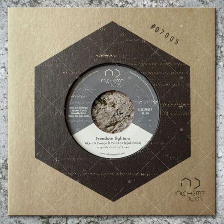 Alpha & Omega feat. Paul Fox - Freedom Fighters (Ojah Remix)