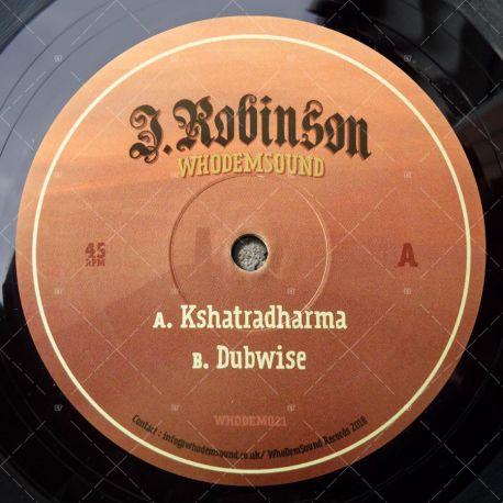 J. Robinson - Kshatradharma