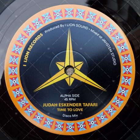 Judah Eskender Tafari - Time To Love