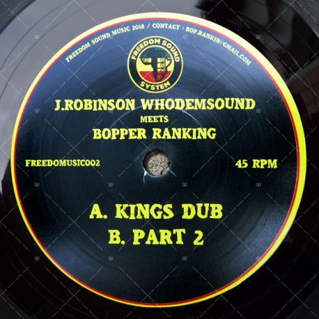 WhodemSound meets Bopper Ranking - Kings Dub