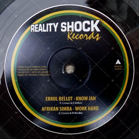 Errol Bellot - Know Jah