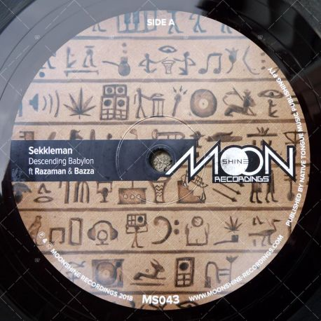 Sekkleman feat. Razaman & Bazza - Descending Babylon