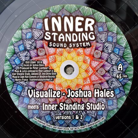 Joshua Hales - Visualize