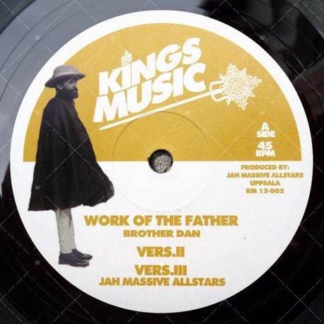 Brother Dan - Work Of The Father