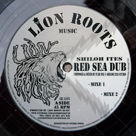 Shiloh Ites - Red Sea Dub