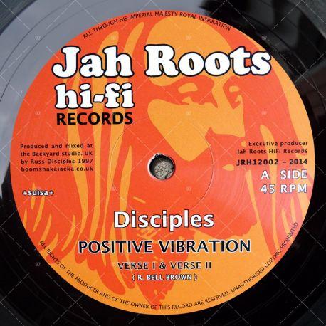 Disciples - Positive Vibration