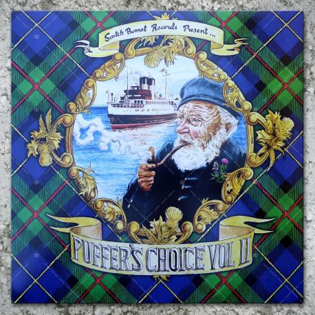 Scotch Bonnet presents: Puffers Choice Vol II