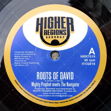 Mighty Prophet meets The Navigator - Roots Of David