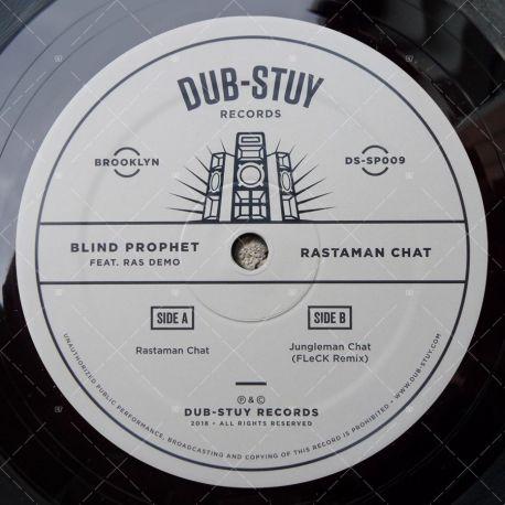 Blind Prophet feat. Ras Demo - Rastaman Chat