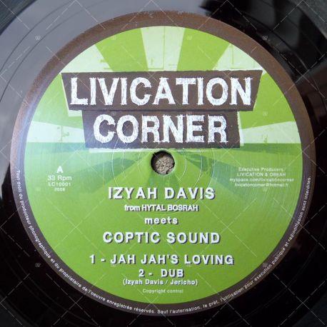 Izyah Davis meets Coptic Sound - Jah Jah's Loving