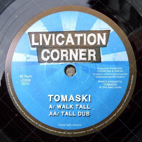 Tomaski - Walk Tall