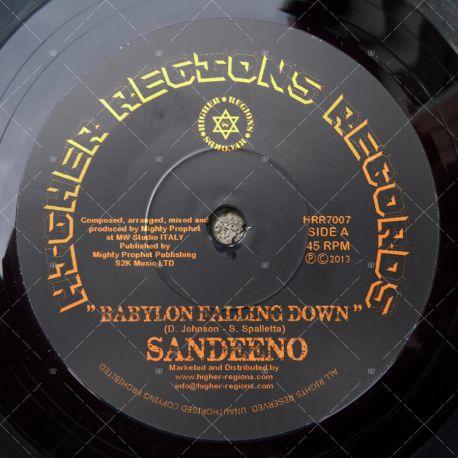Sandeeno - Babylon Falling Down