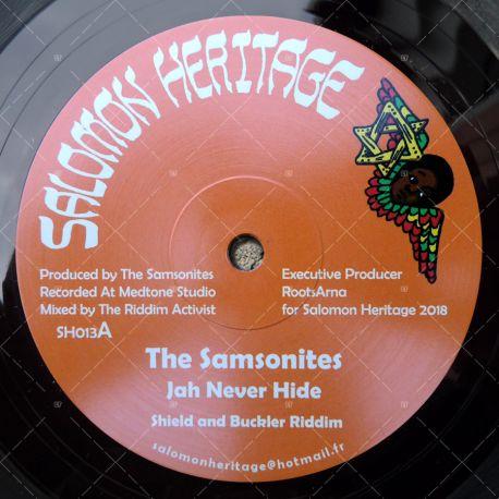 The Samsonites - Jah Never Hide