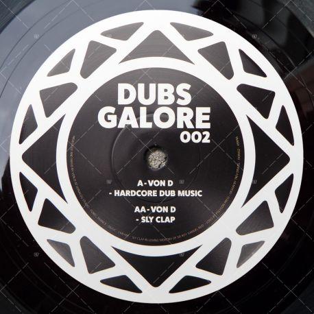 Von D - Hardcore Dub Music
