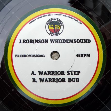 J.Robinson WhodemSound - Warrior Step