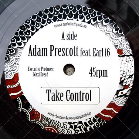 Adam Prescott feat. Earl16 - Take Control