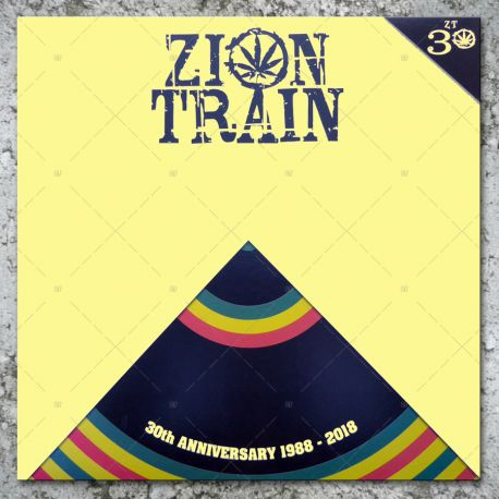 Zion Train - 30th Anniversary 1988 - 2018