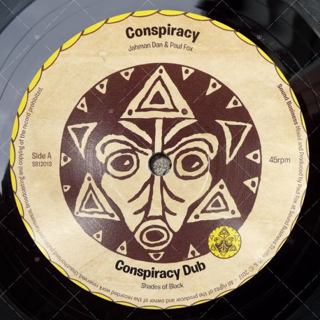 Shades Of Black - Conspiracy