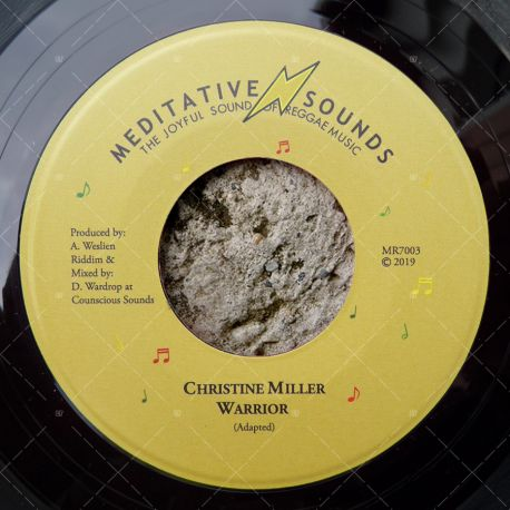 Christine Miller - Warrior
