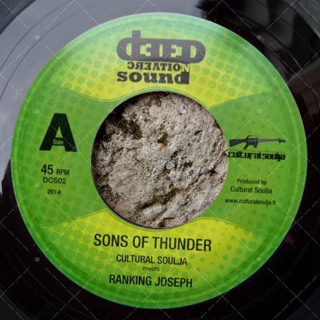 Ranking Joseph - Sons Of Thunder