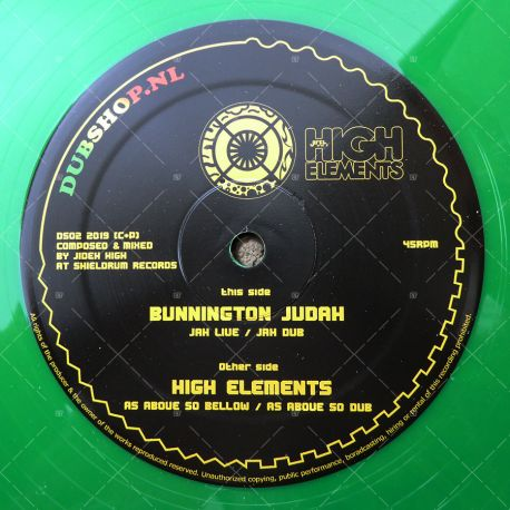 Bunnington Judah & High Elements - Jah Live