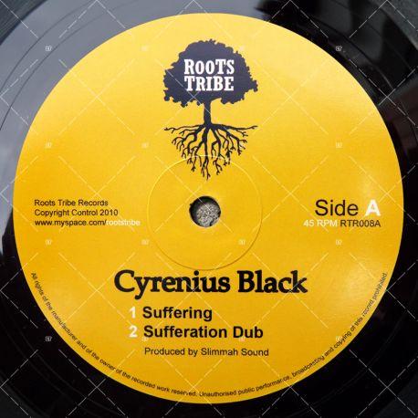 Cyrenius Black & Dynamite Horns - Suffering