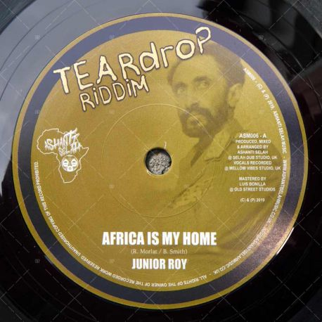 Junior Roy - Africa Is My Home