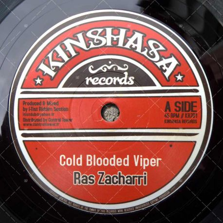Ras Zacharri - Cold Blooded Viper