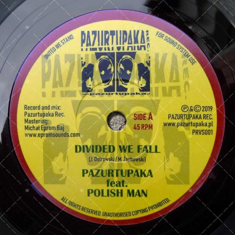 Pazurtupaka feat. Polish Man - Divided We Fall