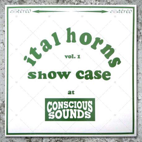 Ital Horns Showcase Vol.1