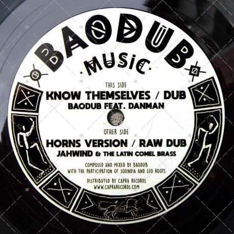 Baodub feat. Danman - Know Themselves