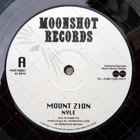 Nyle - Mount Zion
