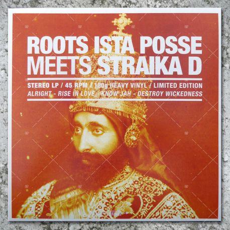 Roots Ista Posse meets Straika D - Showcase Vol. 1