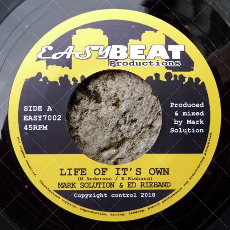 Mark Solution & Ed Rieband - Life Of It's Own