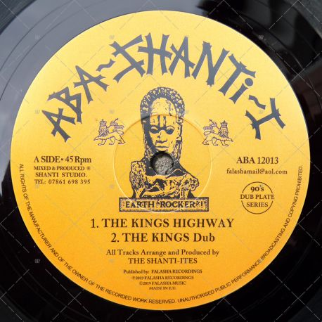 The Shanti-Ites - The Kings Highway