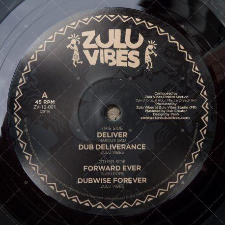 Marcus Gad - Deliver