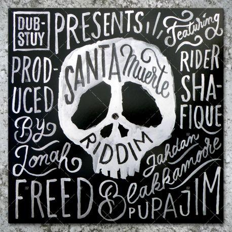 Rider Shafique - Santa Muerte