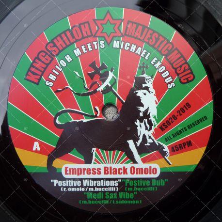 Black Omolo - Positive Vibrations
