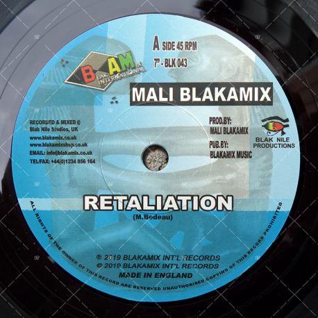 Mali Blakamix - Retaliation