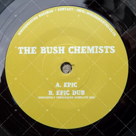The Bush Chemists - Epic