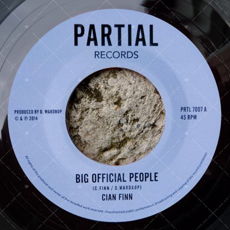Cian Finn - Big Official People