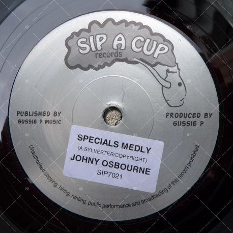 Johnny Osbourne - Specials Medly