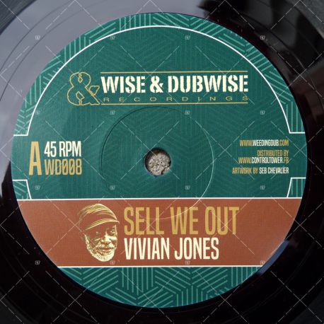 Weeding Dub feat. Vivian Jones - Sell We Out