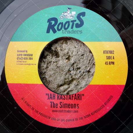 The Simeons - Jah Rastafari