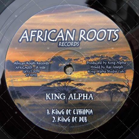King Alpha - King Of Ethiopia