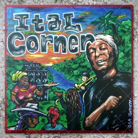 King Stanley - Ital corner