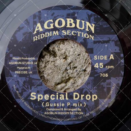 Agobun - Special Drop (Gussie P Mix)